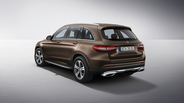 GLC X253 OFF-ROAD Exterieur