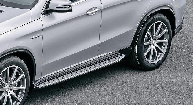 Mercedes Ml Offroad Modifications