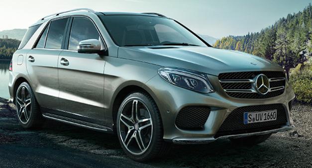 Mercedes Gle Accessories