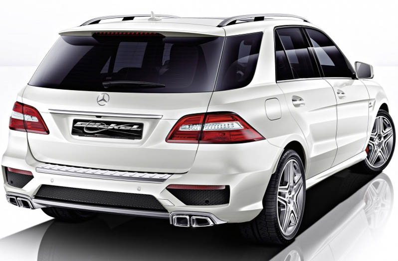 Mercedes Gle  Sports Exhaust