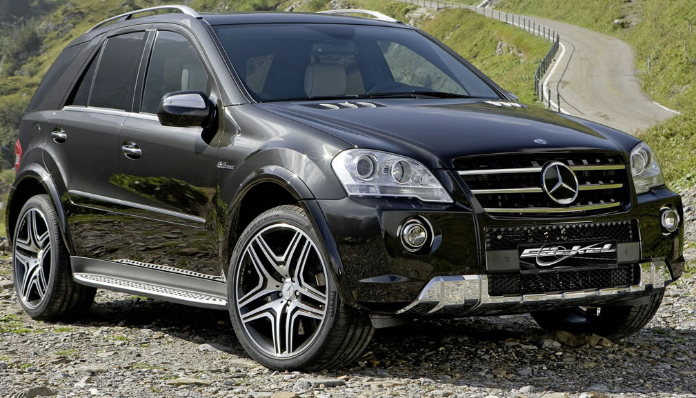 Mercedes Benz Gl Accessories