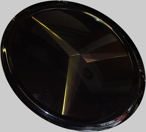 Mercedes Benz Distronic Stern schwarz