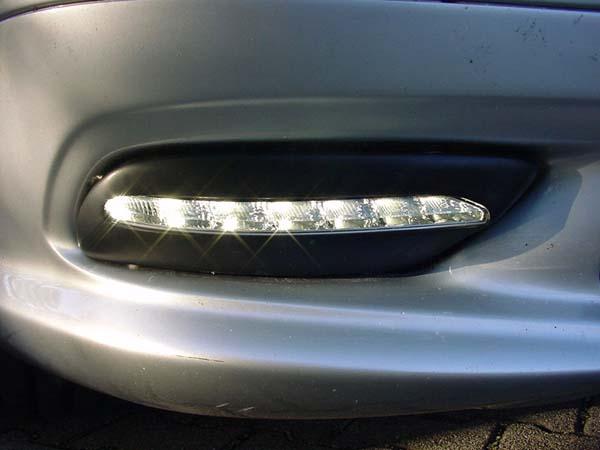 Mercedes Benz C Bumper