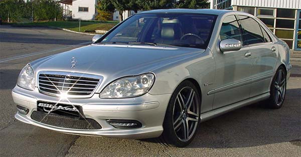 Mercedes Benz S Car