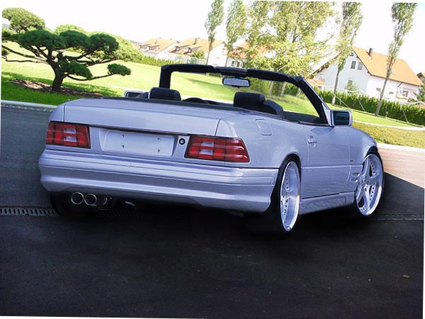 SL R129 Facelift, Black Series, AMG65, AMG63, AMG55,