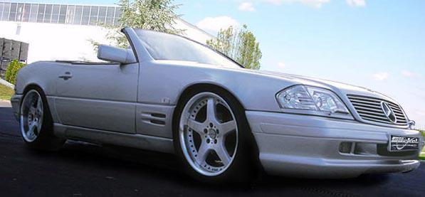Sl Klasse R129 Mercedes Styling Mercedes Tuning