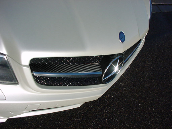 Carbon Grill CL W216