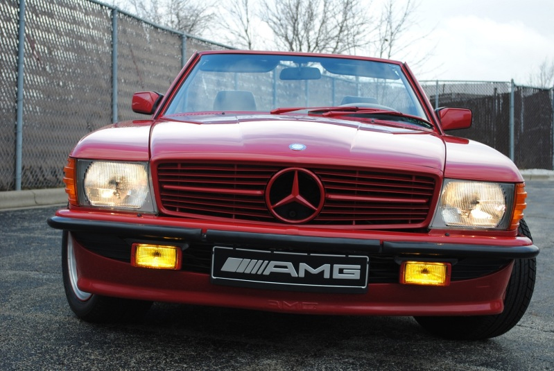 Mercedes  Slc Rally For Sale
