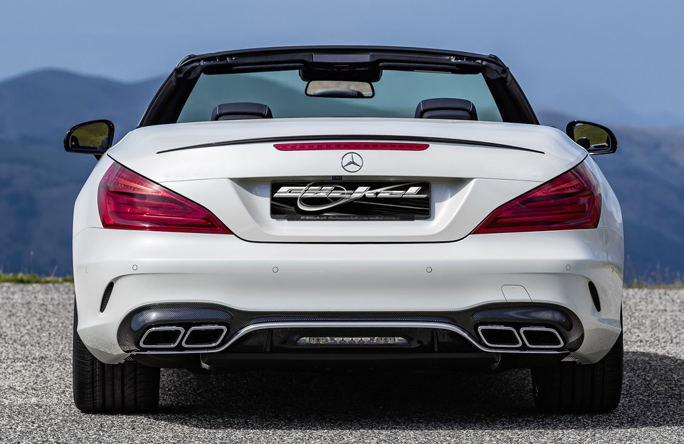 Mercedes Benz Tuning, Mercedes Styling, Mercedes Tuning, SL R231, SL ...