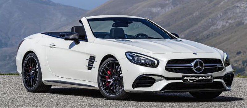 SL R231 AMG 63 Facelift Bausatz Umbau Look Goeckel Performance