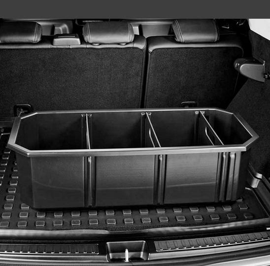 Staubox Kofferraum schwarz Original Mercedes-Benz