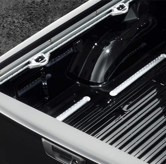 Verzurrschienen X-Klasse W470 Original Mercedes-Benz