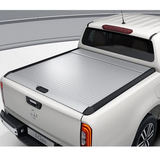 Rollcover X-Klasse Original Mercedes-Benz silber