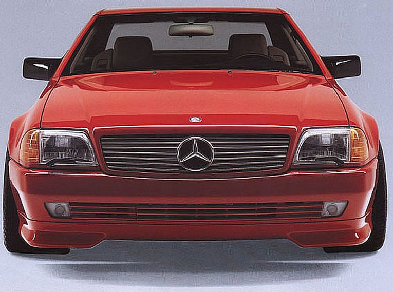 SL R129 Roadster, Mercedes Benz Tuning, Mercedes Styling
