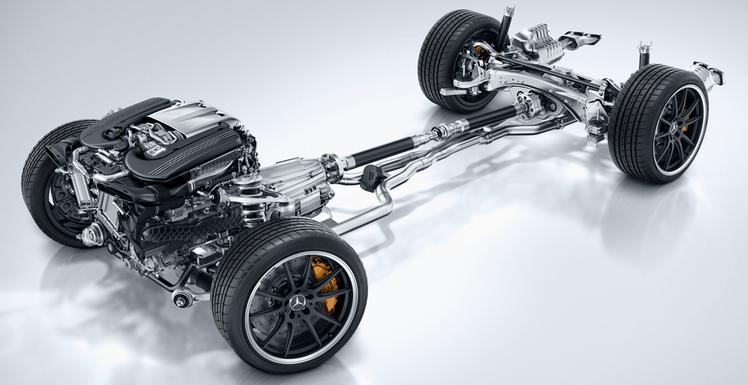 Leistungssteigerung Mercedes Benz