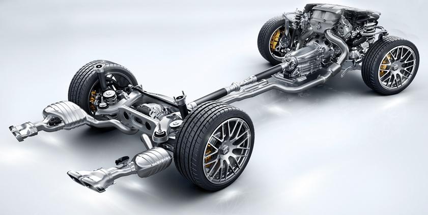 Leistungssteigerung  Cip Tuning. Mercedes Benz